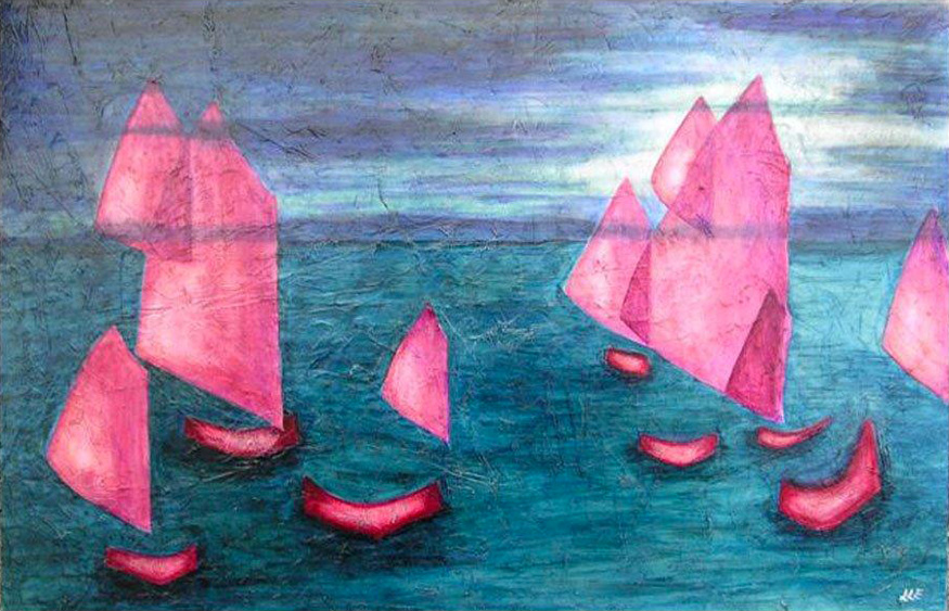 voiles-roses